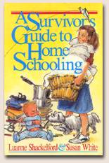 The Survivors Guide To Homeschooling