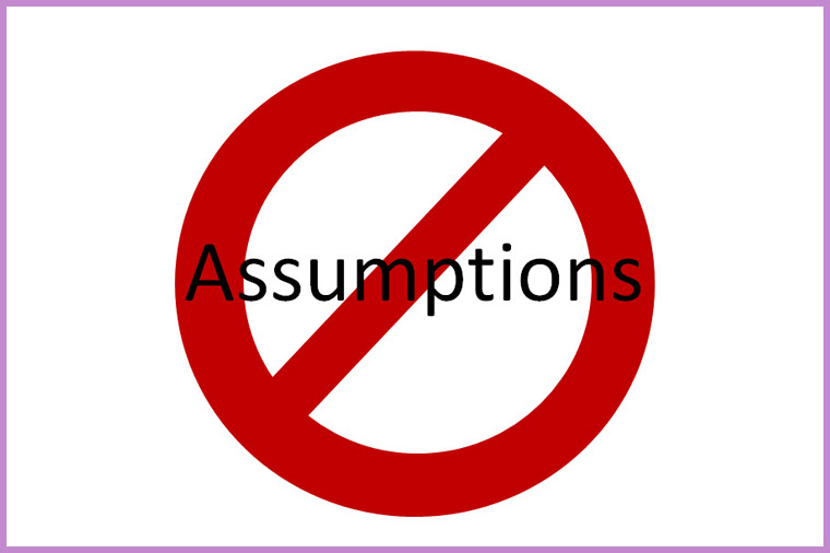 NINE ASSUMPTIONS OF SCHOOLING